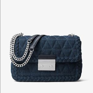 Michael Kors Sloan Denim Bag